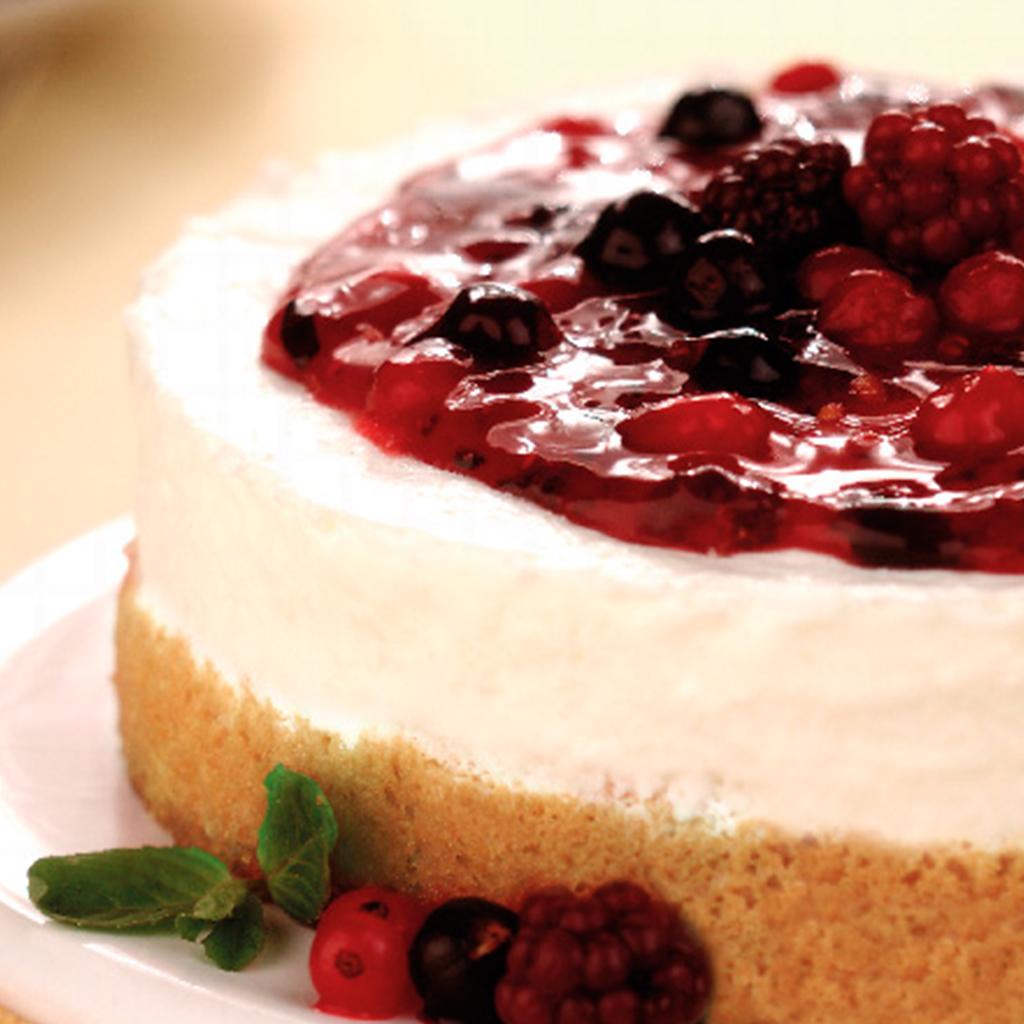 Nuestro cheesecake